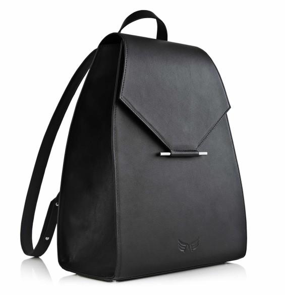 Maestoso Black Backpack