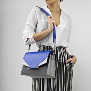 Maestoso Royal Blue Allegro Bag