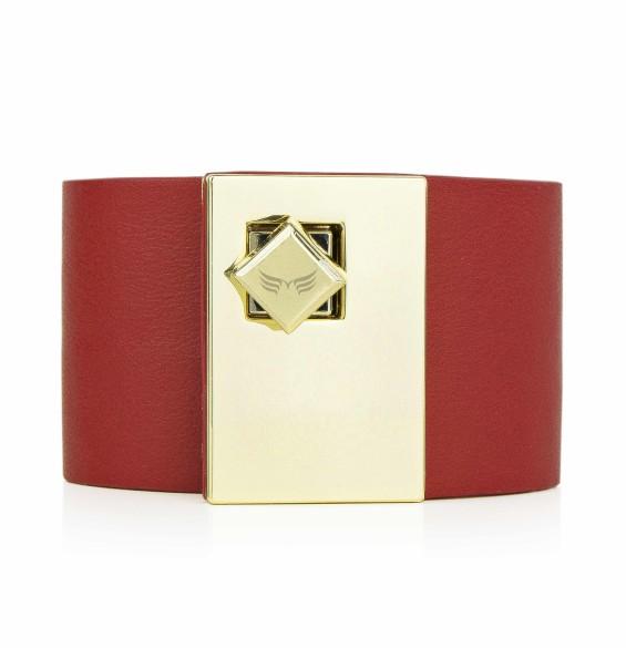 Maestoso Ruby Red Bracelet