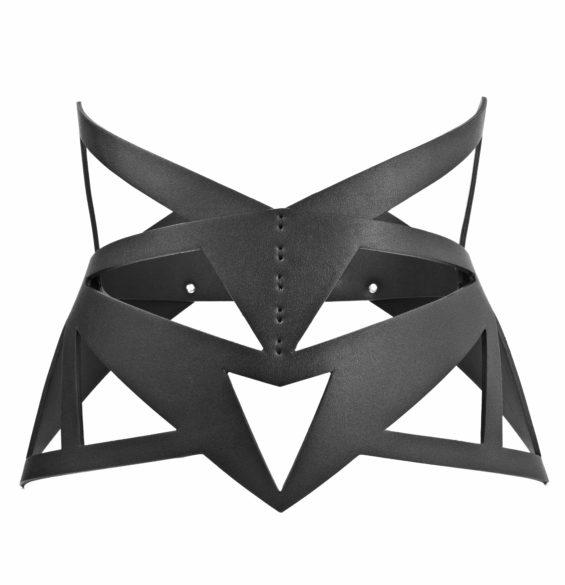 Maestoso Black Feline Corset