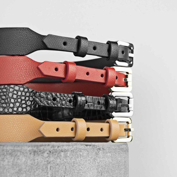 Curele din piele naturala Maestoso Wings Belts
